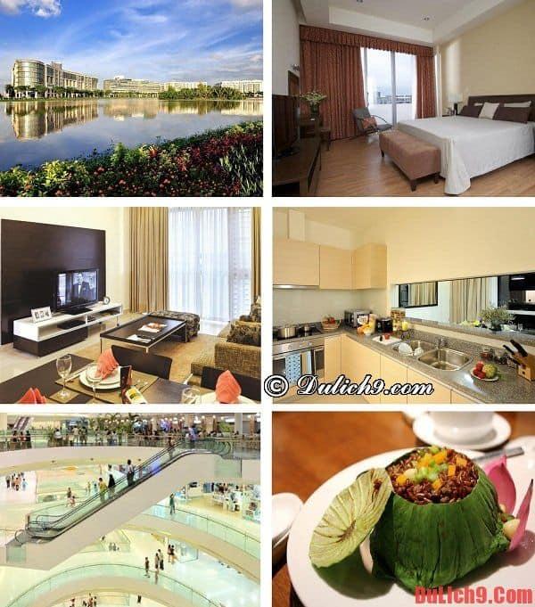 Khách sạn 5 sao đẳng cấp, hiện đại gần Trung tâm Hội nghị và Triển lãm Sài Gòn được ưa thích và hút khách nhất