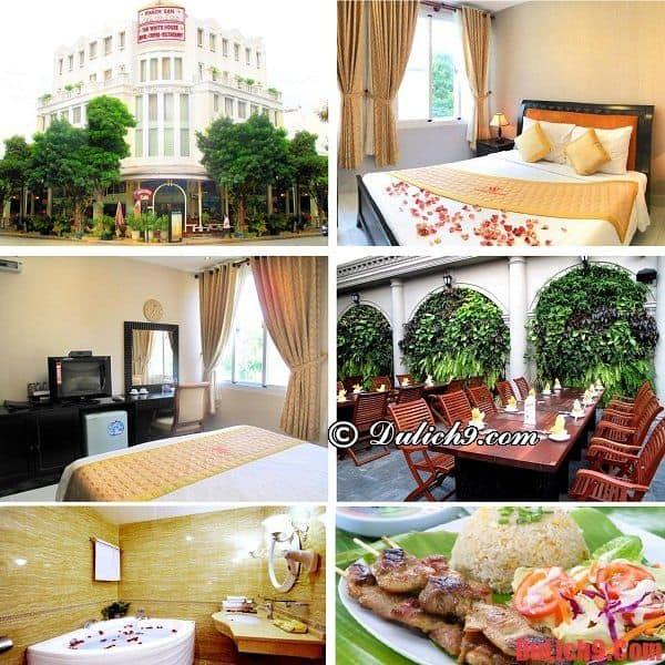 Khách sạn bình dân, giá rẻ Khách sạn giá rẻ gần Trung tâm Hội nghị và Triển lãm Sài Gòn tiện nghi, hiện đại