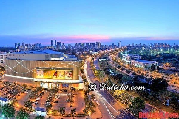 Khách sạn bình dân, giá rẻ gần Trung tâm Hội nghị và Triển lãm Sài Gòn sạch đẹp, tốt và tiện nghi