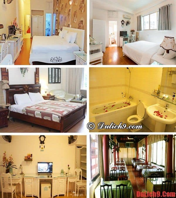 Khách sạn bình dân, giá rẻ gần trung tâm Quận 1, Sài Gòn được ưa chuộng