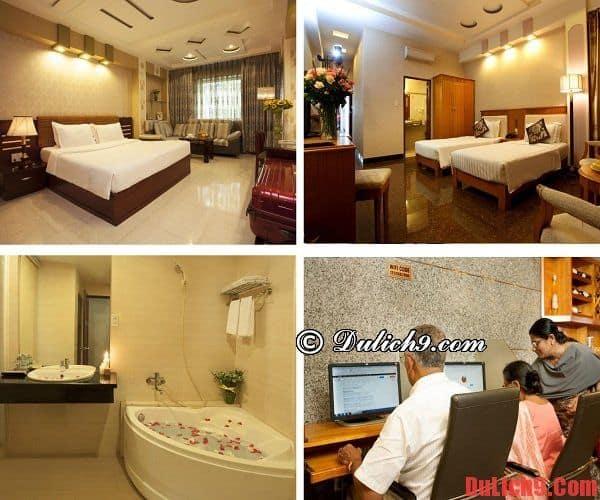 Khách sạn bình dân gần trung tâm Quận 1, TP.Hồ Chí Minh được ưa thích và đặt phòng nhiều nhấtKhách sạn bình dân gần trung tâm Quận 1, TP.Hồ Chí Minh được ưa thích và đặt phòng nhiều nhất