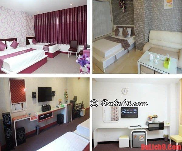 Khách sạn giá rẻ sạch đẹp, gần trung tâm Quận 1, hiện đại và dịch vụ tốt