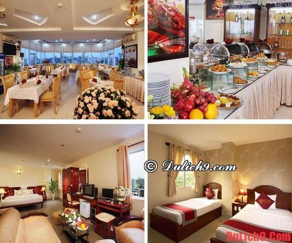 Khách sạn Sài Gòn bình dân đẹp, dịch vụ tốt, tiện nghi nên ở khi du lịch TP.Hồ Chí Minh