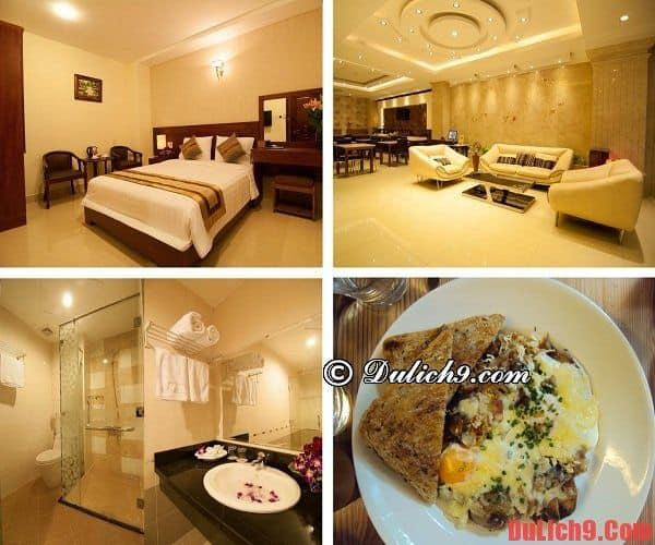 Khách sạn Sài Gòn tầm trung giá tốt, tiện nghi nổi bật trong khu Phố Tây Phạm Ngũ Lão, Quận 1 nên ở