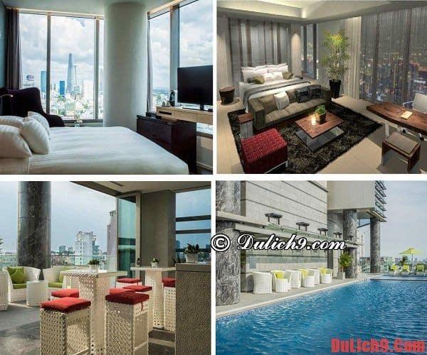 Khách sạn 5 sao cao cấp, sang trọng, chất lượng nổi tiếng nhất khu phố Tây, đường Phạm Ngũ Lão, Quận 1, Sài Gòn