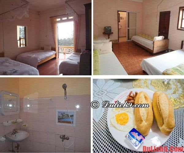 Khách sạn Sapa bình dân, giá tốt, chất lượng còn phòng dịp Tết âm lịch 2015