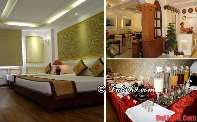 Khách sạn có giá tầm trung gần Hồ Hoàn Kiếm. Nên ở khách sạn nào gần hồ Hoàn Kiếm giá bình dân?