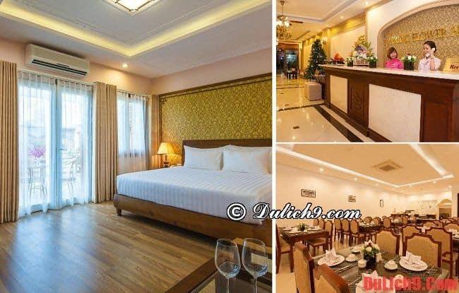 Khách sạn 3 sao hút khách nhất ở gần Hồ Hoàn Kiếm. Khách sạn bình dân nào gần hồ Hoàn Kiếm sạch sẽ, tiện nghi, giá tốt?