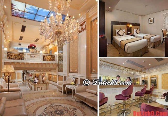 Khách sạn tầm trung đẹp gần Hồ Hoàn Kiếm - Nên ở khách sạn nào gần hồ Hoàn Kiếm?