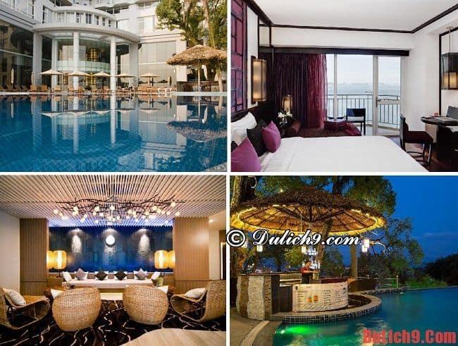 Khách sạn hiện đại, tiện nghi và chất lượng ở Bãi Cháy
