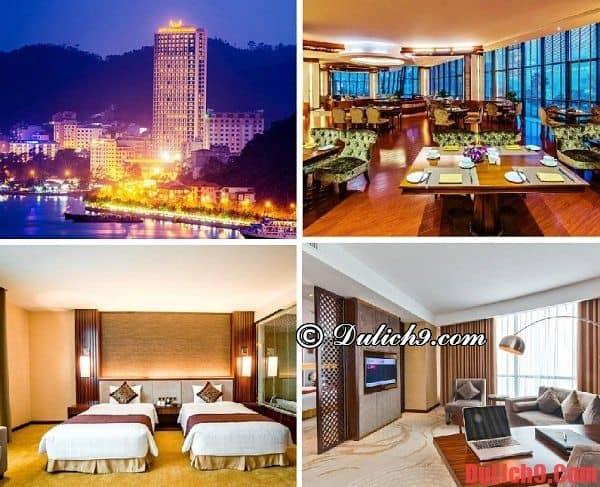 Khách sạn 5 sao ở Bãi Cháy - Du lịch Bãi Cháy nên ở khách sạn nào? Khách sạn đẹp, tiện nghi đầy đủ ở Bãi Cháy