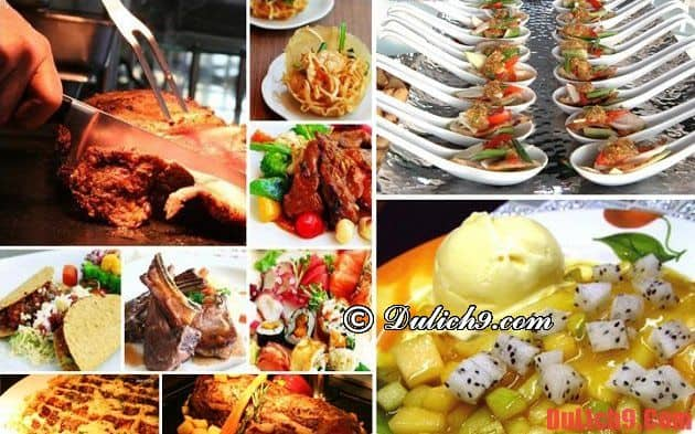 Ăn gì ngon, địa chỉ ăn uống rẻ khi du lịch Bangkok