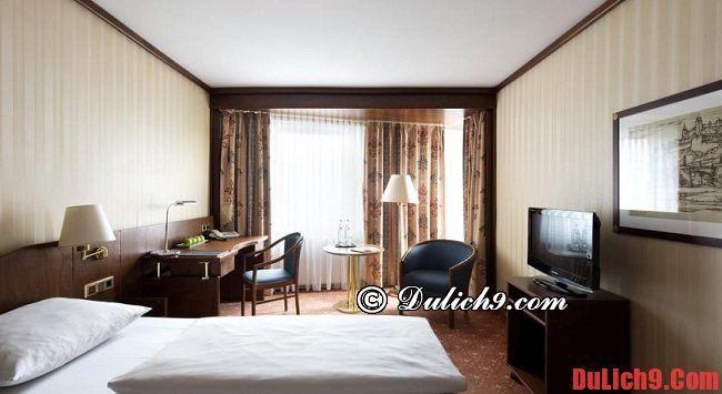Khách sạn 4 sao ở Berlin