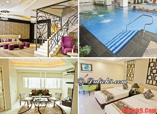 Khách sạn 4 sao ở Manila