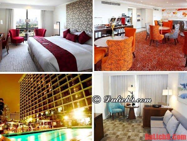 Khách sạn cao cấp, nổi tiếng ở Manila