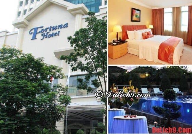 Khách sạn hiện đại, tiện nghi và chất lượng ở khu vực Quận Đống Đa. Khách sạn nào có hồ bơi ngoài trời ở quận Đống Đa?