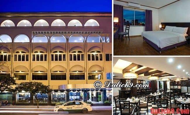 Nên đặt phòng khách sạn nào ở Quận Đống Đa? Khách sạn nào đẹp, giá tốt ở quận Đống Đa