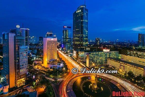 Nên thuê khách sạn nào ở Jakarta?