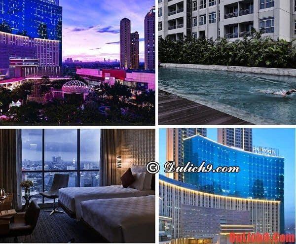Khách sạn tốt ở Jakarta - Du lịch Jakarta nên ở khách sạn nào?