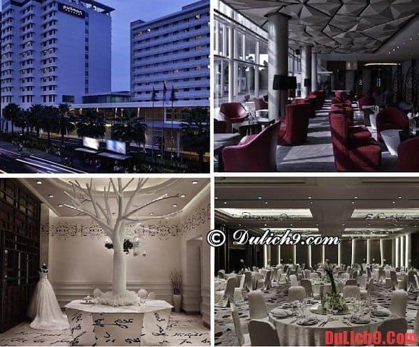 Khách sạn nổi tiếng ở Jakarta. Nên ở khách sạn nào khi du lịch Jakarta?