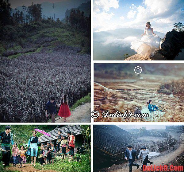 Những địa điểm chụp ảnh cưới đẹp ở miền Bắc. nên đi đâu chụp ảnh cưới ở miền Bắc?