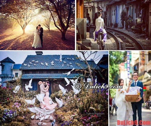 Điểm du lịch kết hợp chụp ảnh cưới tuyệt đẹp và nổi tiếng nhất miền Bắc - Địa điểm chụp ảnh cưới đep ở miền Bắc