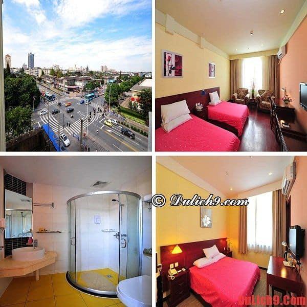 Nên ở khách sạn nào khi du lịch Thượng Hải? Khách sạn giá rẻ đẹp, an toàn, dịch vụ tốt, nổi bật gần trung tâm, sạch đẹp nên ở khi du lịch Thượng Hải