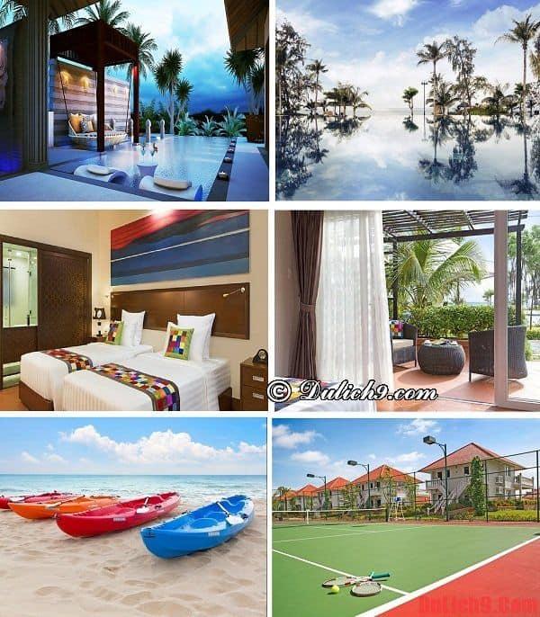 Khách sạn cao cấp tốt, đẹp, tiện nghi, dịch vụ tốt gần biển Của Lấp, Phú Quốc