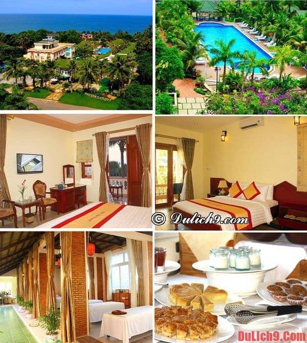 Khách sạn, resort 3 sao cao cấp, hiện đại gần biển Cửa Lấp