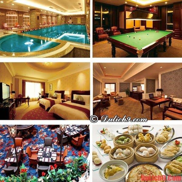 Du lịch Thượng Hải nên ở khách sạn nào? Khách sạn cao cấp, chất lượng, hút khách nổi tiếng được đặt phòng nhiều và đánh giá tốt nhất Thượng Hải
