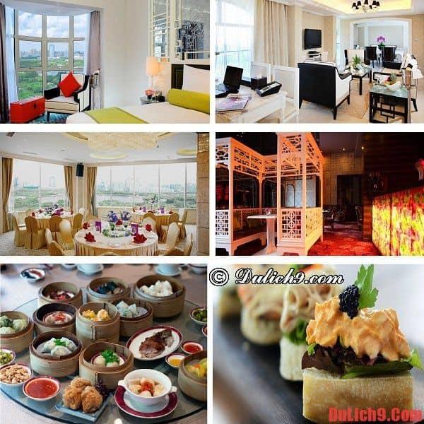 Du lịch Thượng Hải nên ở khách sạn nào? Khách sạn 4 sao đẹp, cao cấp, tiện nghi hiện đại, gần trung tâm, giá tốt và hút khách nhất Thượng Hải