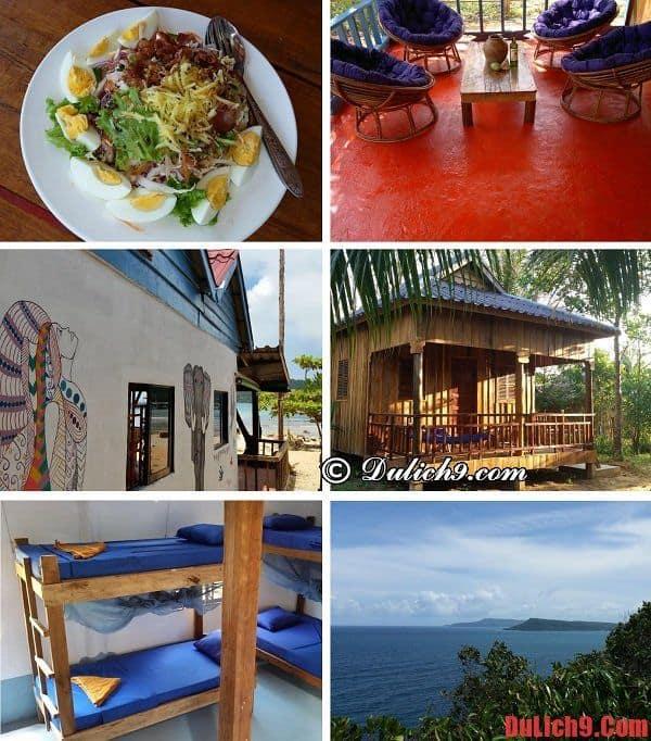 Khách sạn giá rẻ, chất lượng, tiện nghi, gần biển hút khách nhất Sihanoukville