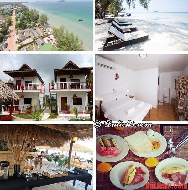 Mary Beach Bungalows - Khách sạn đẹp, chất lượng, view phòng đẹp, có bãi biển riêng được đánh giá cao và ưa chuộng ở Sihanoukville