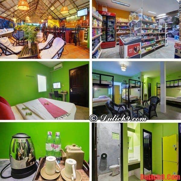 Khách sạn 3 sao đẹp, giá rẻ, chất lượng, tiện nghi hiện đại được đánh giá cao và đặt phòng nhiều nhất ở Siem Reap, Campuchia