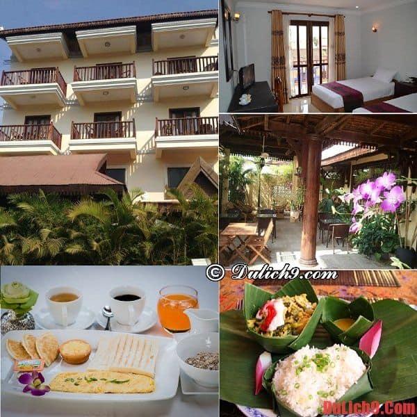 Khách sạn hiện đại đẹp, giá rẻ, an toàn và gần trung tâm hút khách du lịch Siem Reap nhất