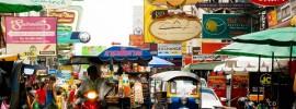 Khách sạn đẹp, giá rẻ, tốt ở Khaosan, Bangkok nên ở