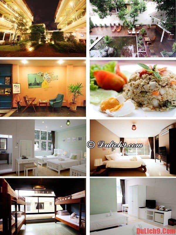 Khách sạn giá rẻ đẹp, chất lượng, dịch vụ tốt, hiện đại, gần phố Khaosan, Bangkok. Đường Khaosan, Bangkok có khách sạn nào đẹp, giá rẻ?