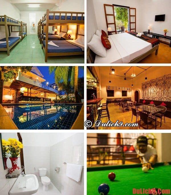 Khách sạn giá rẻ dịch vụ tốt, tiện nghi, gần trung tâm Phnom Penh nổi tiếng và hút khách