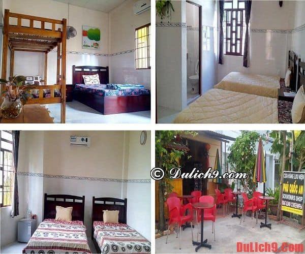 Khách sạn giá rẻ nổi tiếng thị trấn Dương Đông, Phú Quốc tiện nghi, hút khách nên ở