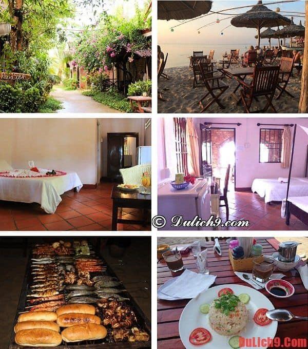 Khách sạn bình dân đẹp, có bãi biển riêng, chất lượng, dịch vụ tốt, giá cả hợp lý gần trung tâm thị trấn Dương Đông, Phú Quốc hút khách nhất