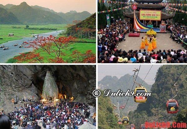 Những lễ hội đầu xuân nổi tiếng ở Việt Nam