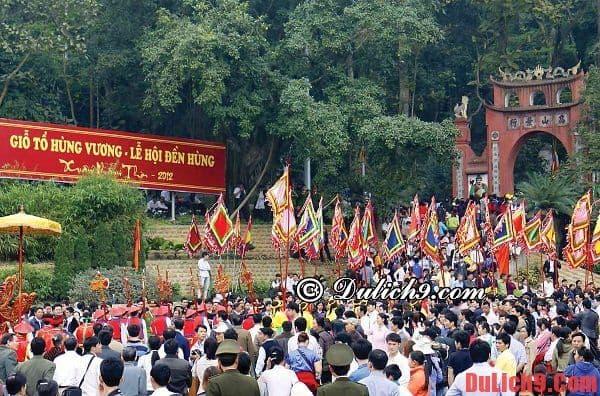 Những lễ hội nổi tiếng ở Việt Nam không nên bỏ qua