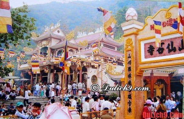 Những lễ hội mùa xuân lớn nhất phía Nam. Những lễ hội truyền thống vào mùa xuân ở Việt Nam