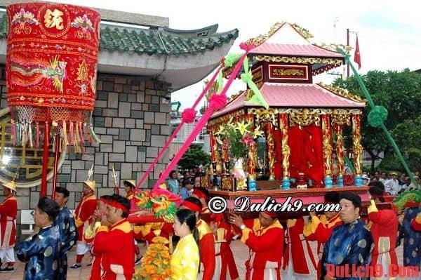 Lễ hội Bà Chúa Xứ - An Giang. Những lễ hội văn hóa nổi tiếng ở Việt Nam trong mùa xuân. Mùa Xuân ở Việt Nam có lễ hội nào?