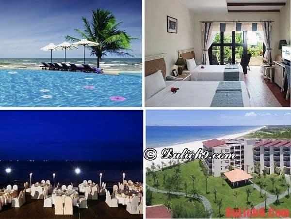 Resort 4 sao gần bãi biển Non Nước