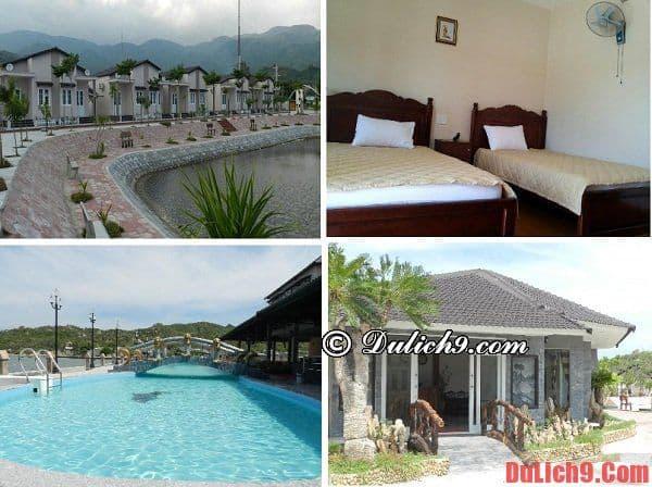 Resort 3 sao ở Phan Rang - Tháp Chàm
