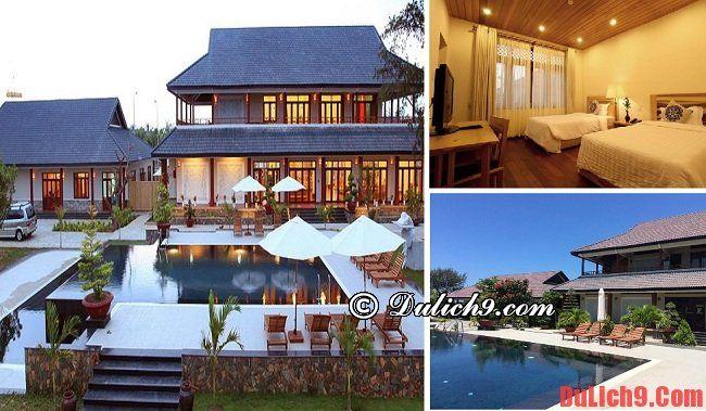 Resort đẹp ở Phan Rang - Tháp Chàm