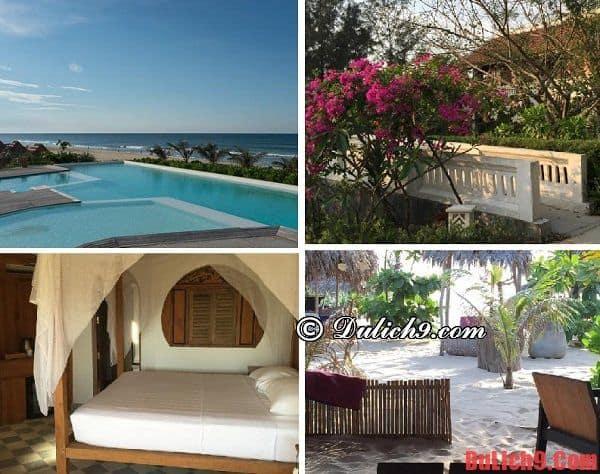 Resort có tầm nhìn đẹp ở bãi biển Thuận An