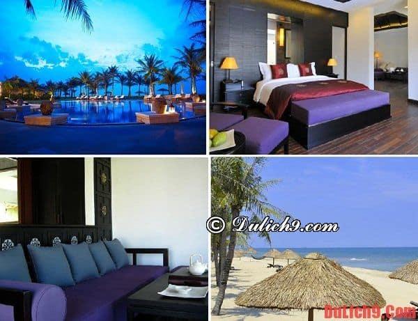 Resort 5 sao cao cấp ở bãi biển Thuận An