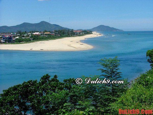 Resort nổi tiếng ở biển Lăng Cô